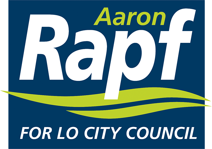 Aaron Rapf For Lake Oswego City Council